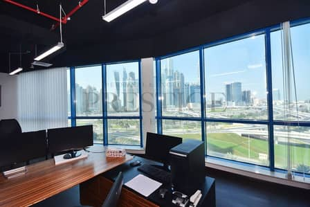 Full Furnished Office I Jumeirah Bay X3