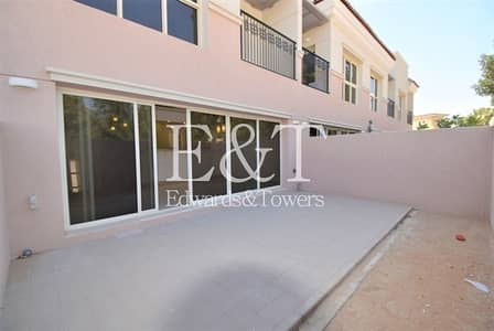 3 Bedroom Townhouse for Sale in Jumeirah Golf Estate, Dubai - Single Row|Brand New|Leafy Outlook | Vacant | JGE