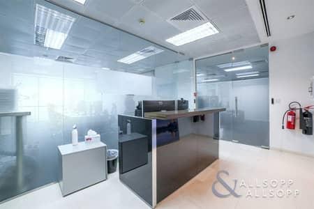 مکتب  للبيع في مركز دبي المالي العالمي، دبي - Furnished Office | 12 Parking Spaces | DIFC