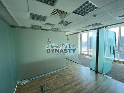 مکتب  للايجار في الخليج التجاري، دبي - Fully Fitted & Partitioned   High Floor   Multiple Options