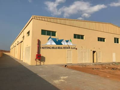 43500 sq ft industrial Property with 24000 sq ft warehouse is available for sale in  Umm al Quwain