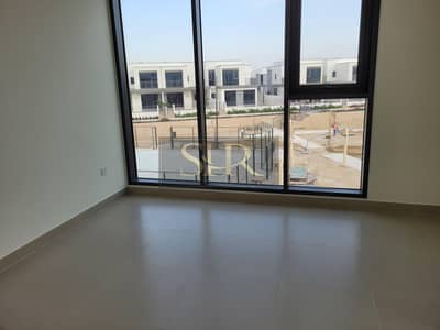 4 Bedroom Townhouse for Rent in Dubai Hills Estate, Dubai - 4 Bedroom Villa Camel track View  Ready to Move