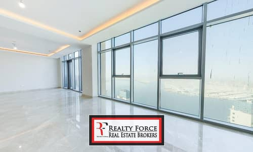 فلیٹ 4 غرف نوم للبيع في ذا لاجونز، دبي - FULL CREEK VIEW   4BR + MAIDS   BRAND NEW