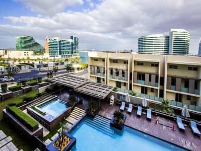 شقة 1 غرفة نوم للايجار في شاطئ الراحة، أبوظبي - Fully Furnished| Great Views | Modern Facilities