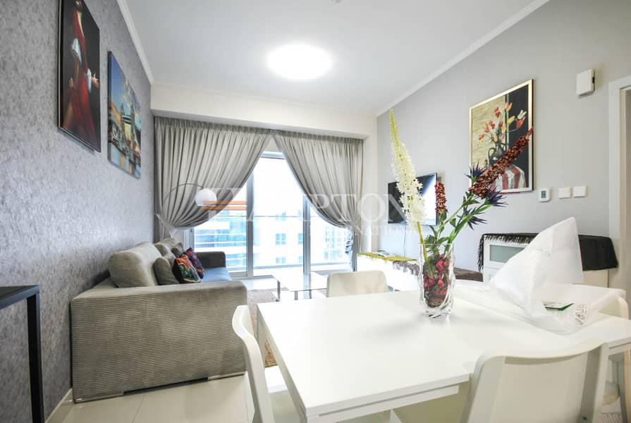 1BR Apt in Immaculate Condition | Rented