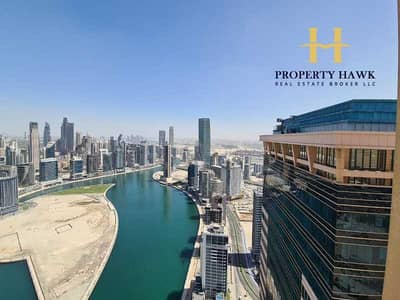 Ready to Move   With Canal and Burj Khalifa View