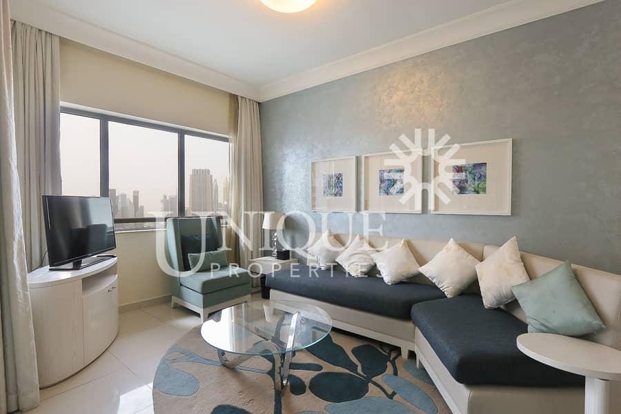 2 Premium 1BR Unit | High Floor | Dubai Creek View