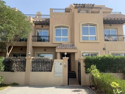 2 Bedroom Townhouse for Sale in Jumeirah Village Circle (JVC), Dubai - 2BR + Maid Townhouse I Diamond View 1