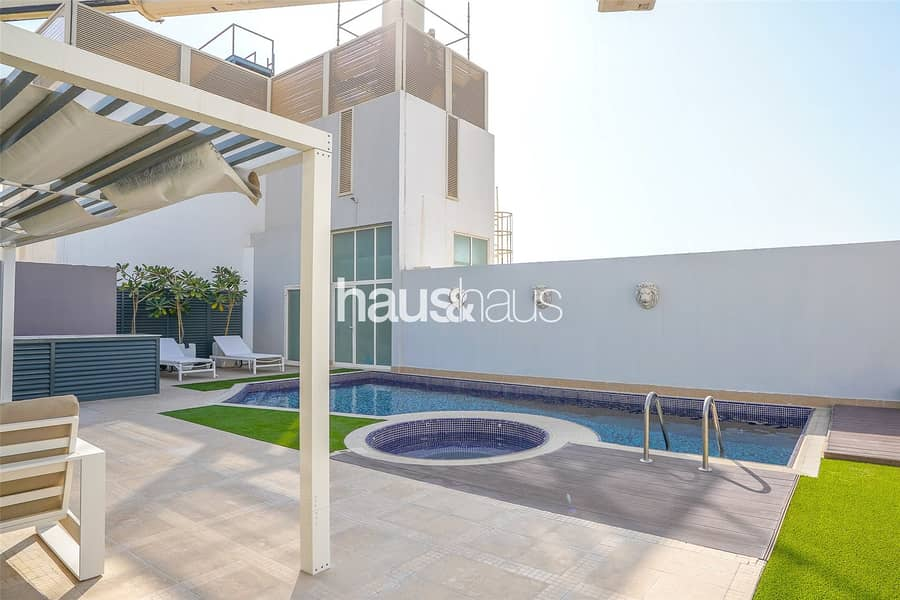 Exclusive Agent | Private Pool | Vacant | Rooftop