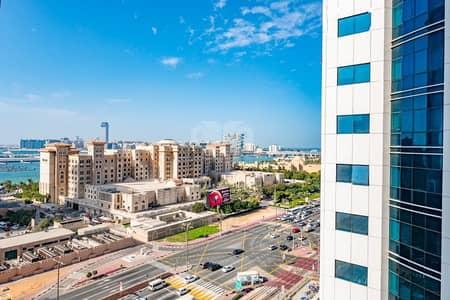 2 Bedroom Apartment for Rent in Dubai Marina, Dubai - Prime Location I Dubai Marina I Vacant I Bright I Peaceful