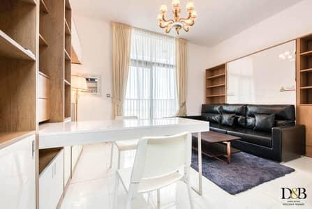 Studio for Rent in Al Furjan, Dubai - Cozy and Affordable Studio with balcony in Furjan