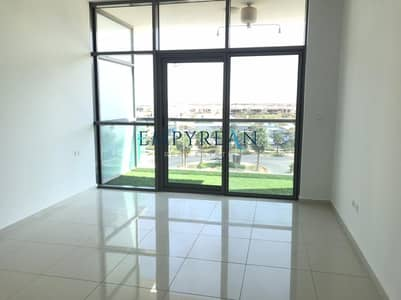 استوديو  للايجار في داماك هيلز (أكويا من داماك)، دبي - Equipped Kitchen|Large Studio with Balcony Near Carrefoure at Damac Hills