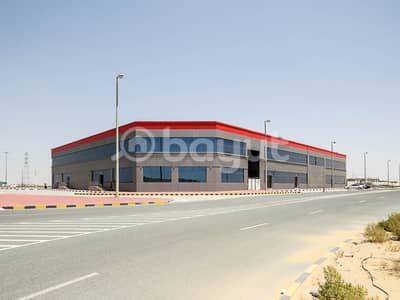 Office for Rent in Emirates Industrial City, Sharjah - Mixed Use  Showrooms & Offices - Rahmaniya Subway - Highway Emirates Road 611 -
