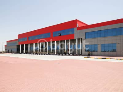 Mixed Use  Showrooms & Offices - Rahmaniya Subway - Highway Emirates Road 611 -
