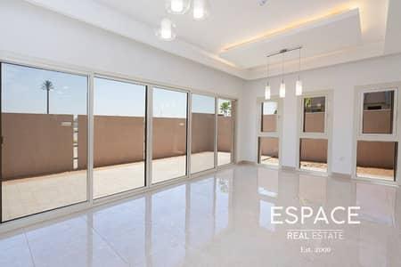 3 Bedroom Villa for Sale in Jumeirah Golf Estate, Dubai - Corner Plot   Luxury 3 Beds Townhouse