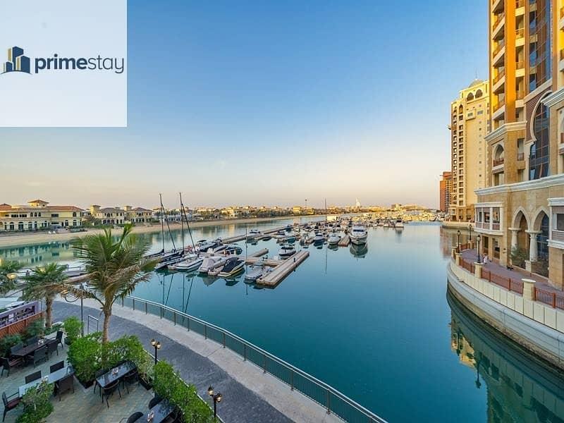 20 Elegant Sea View Studio in Palm Jumeirah