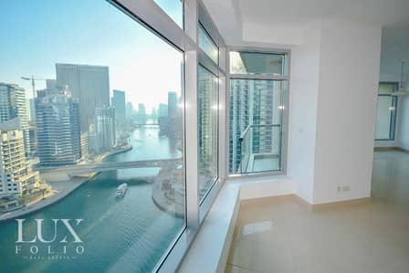 2 Bedroom Apartment for Rent in Dubai Marina, Dubai - Marina View | Chiller Free |Available April