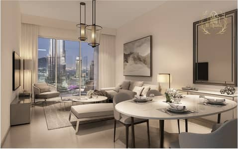 1 Bedroom Flat for Sale in Downtown Dubai, Dubai - Luxury Apartment from EMAAR | Off plan
