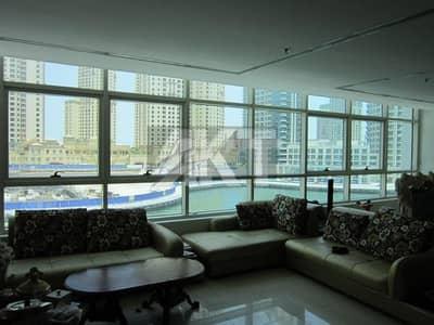 178 K / Hot Deal / Full Marina View / Unfurnished Penthouse / Dubai Marina