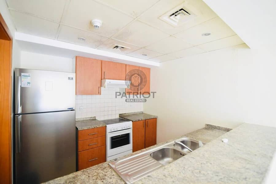 2 Spaious l Well Maintained l One Bedroom l Garden View