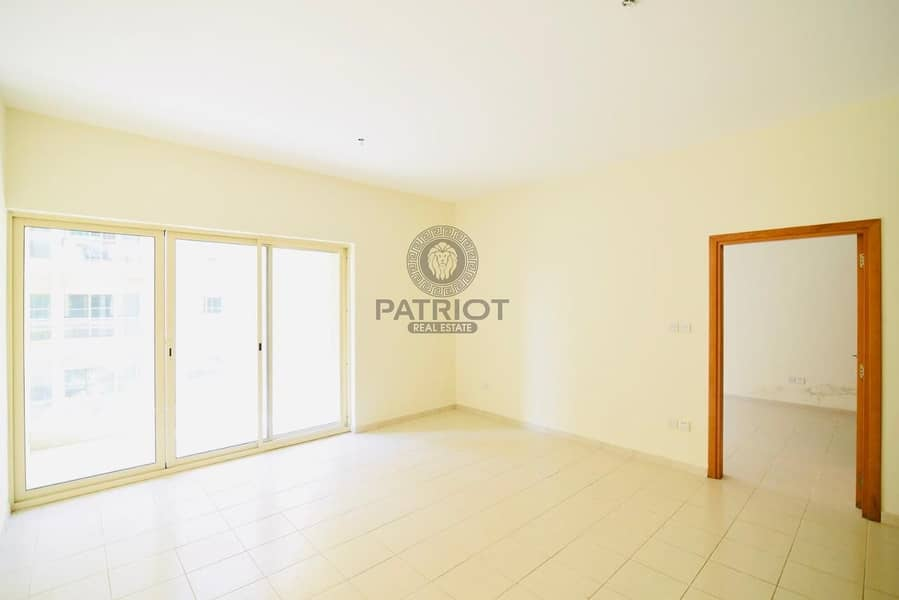Spaious l Well Maintained l One Bedroom l Garden View