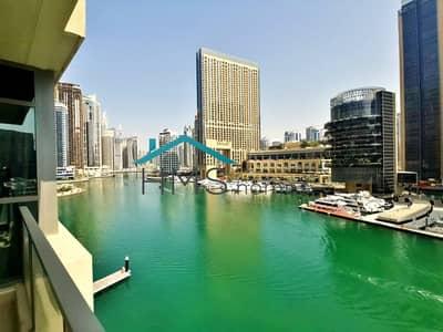 فلیٹ 3 غرف نوم للايجار في دبي مارينا، دبي - Amazing 3BR Marina Quays East Marina View