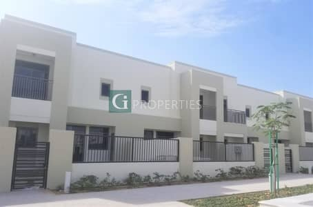 3 Bedroom Townhouse for Rent in Town Square, Dubai - TYPE 1 | SINGLE ROW | READY TO MOVE IN