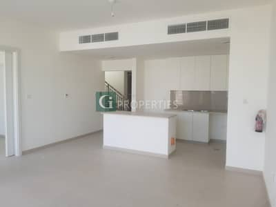 4 Bedroom Townhouse for Rent in Town Square, Dubai - TYPE 3 | GREEN PATCH | END UNIT