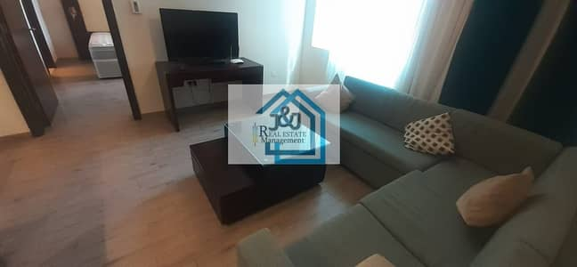 1 Bedroom Apartment for Rent in Al Nahyan, Abu Dhabi - Excellent fully furnished 1 bedroom apartment with all amenities.