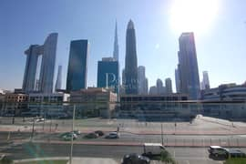 Gorgeous | Skyline View | Furnished | + Maid