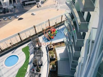 استوديو  للايجار في مجمع دبي للعلوم، دبي - Studio - Chiller Free - Brand New - Pool Facing