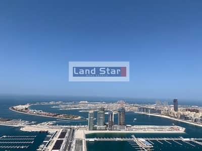 شقة 4 غرف نوم للايجار في دبي مارينا، دبي - BEAUTIFUL SEA VIEW   4BR + MAID   WELL MAINTAINED