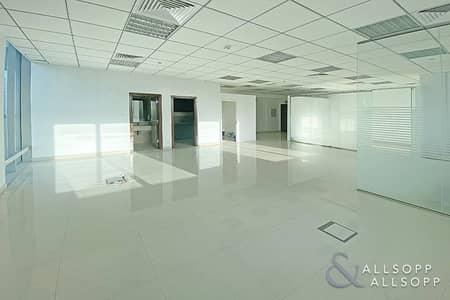 مکتب  للبيع في الخليج التجاري، دبي - Near Metro | Partitioned Unit | Available Now