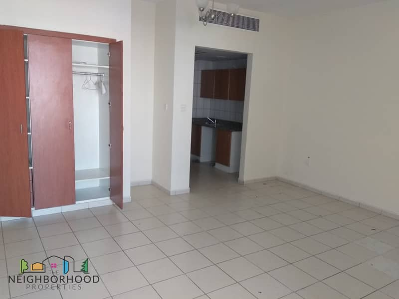 Studio with Balcony China Cluster One Month Free