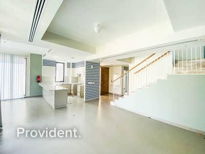 تاون هاوس 5 غرف نوم للايجار في دبي هيلز استيت، دبي - Single Row | Next to Park | Vacant