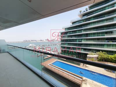 2 Bedroom Flat for Sale in Al Raha Beach, Abu Dhabi - HOT DEAL!!! SEA AND POOL VIEW!! LUXURY 2B APARTMENT!