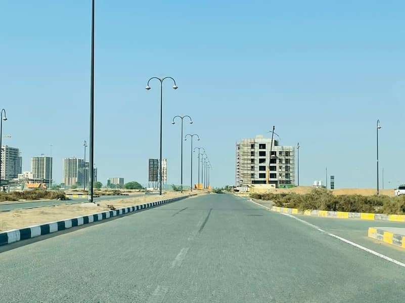FREE HOLD LAND FOR SALE IN AL YASMEEN