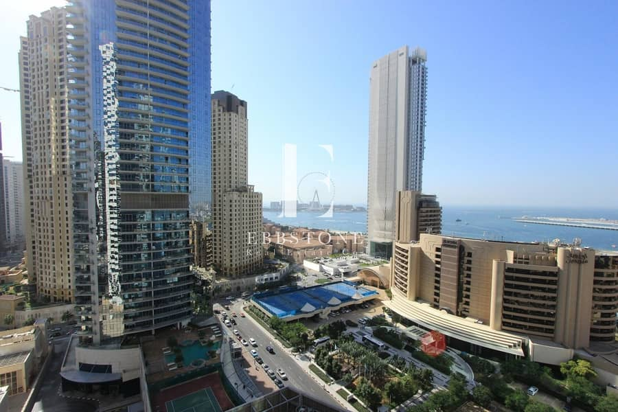 Sea View | 2 Bed + Storage | Fully Furnished