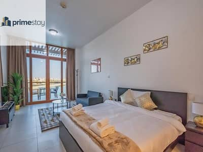 Studio for Rent in Palm Jumeirah, Dubai - Modern & Cozy Sea View studio in Palm Jumeirah