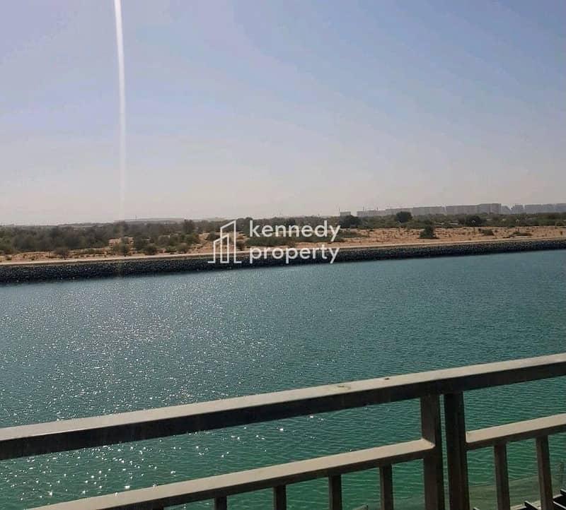 Canal View I Spacious Balcony I Resale