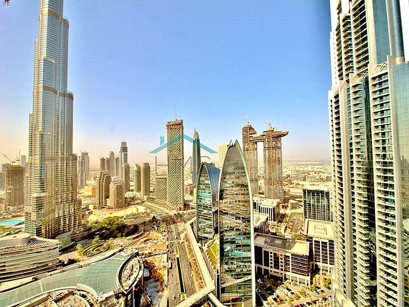 MUST SEE! Penthouse in Address Dubai Mall