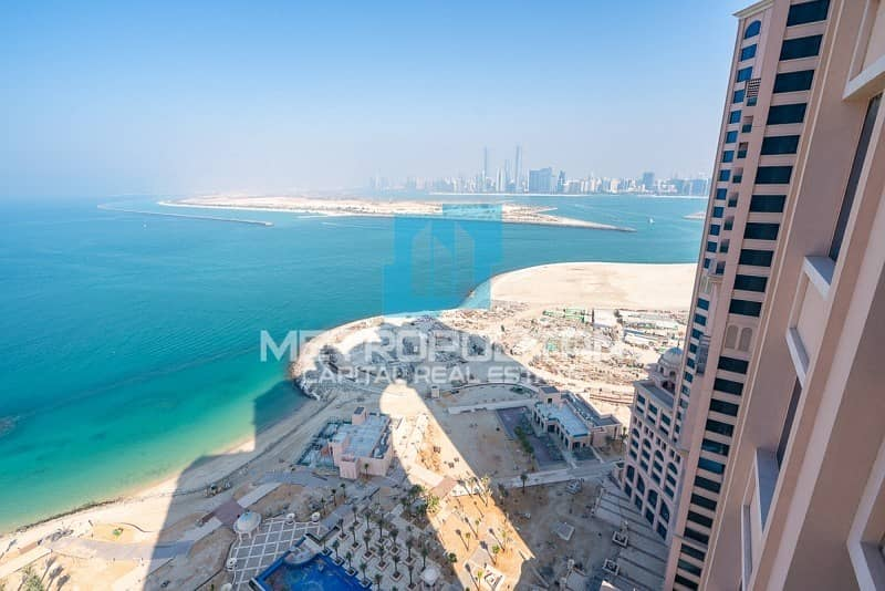 2 Fully Furnished| High Floor| Etihad Towers View