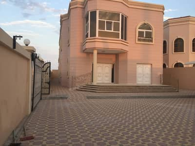 8 Bedroom Villa for Rent in Mohammed Bin Zayed City, Abu Dhabi - BRAND NEW 8 MASTER BR VILLA WITH DRIVER ROOM& 2 KITCHENS IN MBZ