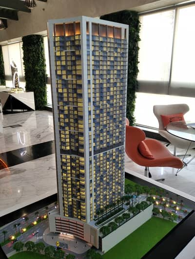 شقة 3 غرف نوم للبيع في الخليج التجاري، دبي - عنوان جديد للفخامة في الخليج التجاري, دفعات على 7 سنوات