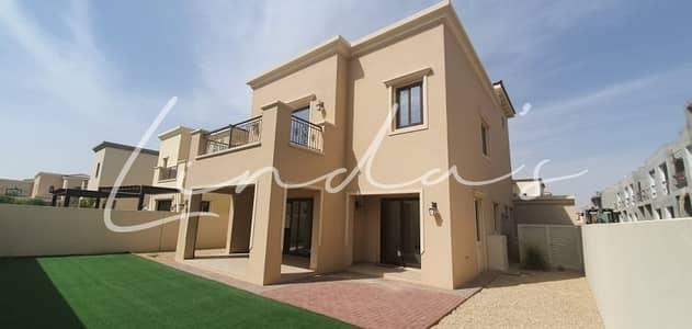 5 Bedroom Villa for Sale in Arabian Ranches 2, Dubai - Beautiful Type 4 | Single Row | Landscaped Garden