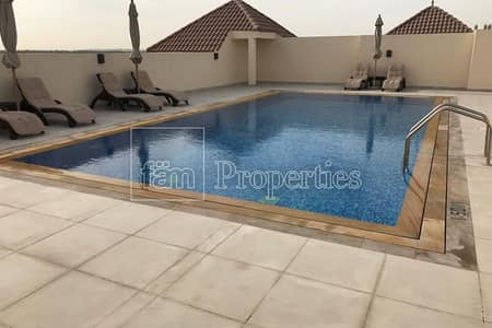 Studio for Sale in Mirdif, Dubai - Best ROI, semi furnished, one car park, negotiable