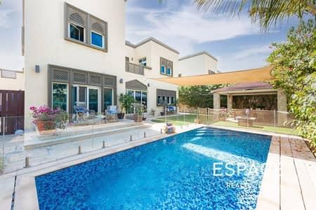 فیلا 3 غرف نوم للبيع في جميرا بارك، دبي - Landscaped Garden - Regional Small