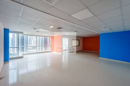 Office for Sale in Jumeirah Lake Towers (JLT), Dubai - Vacant Office | Fully Fitted | Mid Floor