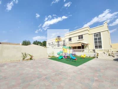 4 Bedroom Villa Compound for Sale in Mohammed Bin Zayed City, Abu Dhabi - 4 villa Corner Compound | Centre MBZ | Extension