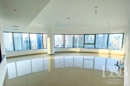 شقة 3 غرف نوم للبيع في دبي مارينا، دبي - Marina View | Balcony | High Floor | Vacant